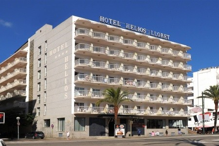 Hotel Helios - Last Minute a dovolená