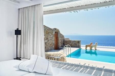 Royal Myconian Hotel & Thalasso Spa - polopenze