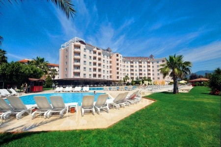 Royal Garden Select & Suite, Turecko, Alanya