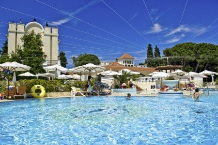 Hotelinsel Katarina, Chorvatsko, Rovinj