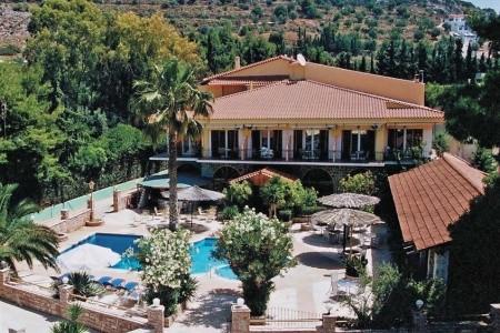 Ritsa Family Hotel, Řecko, Peloponés