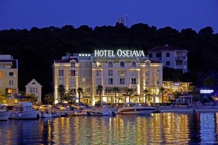 Hotel Osejava - v červenci