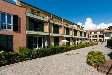 Residence Continental Resort - Toskánsko  - Itálie