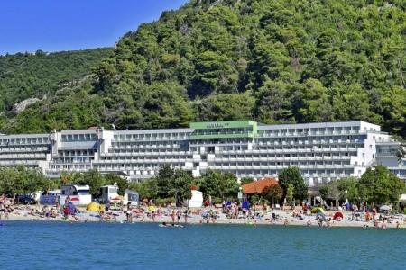 Hotel Hedera - v červenci
