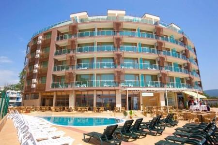Briz Beach Hotel, Bulharsko, Slunečné Pobřeží