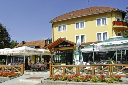 Hotel Risnjak - dovolená