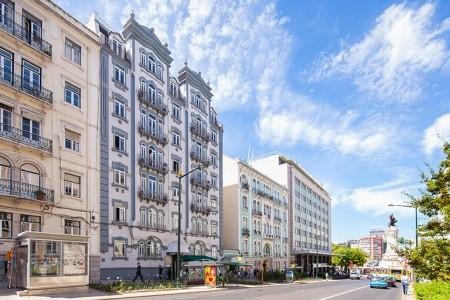 Víkend V Lisabonu - Hotel 3* - first minute