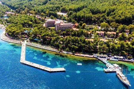 Clubhotel Grand Yazici Marmaris Palace - Last Minute a dovolená