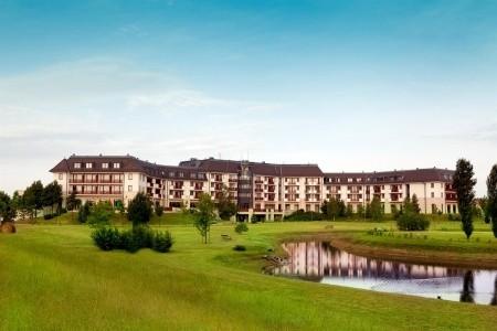 Hotel Greenfield Golf Spa****all Inclusive, Akce 5 Nocí= Platba 4 Noci, Maďarsko, Termální Lázně