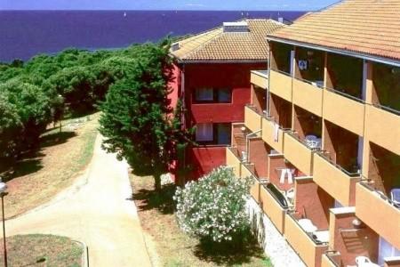 Apartmány Lanterna Sunny Resort, Chorvatsko, Poreč