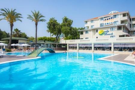 Hotel Sandy Beach - Písečné pláže