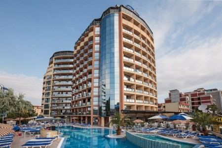 Hotel Meridian - letecky all inclusive