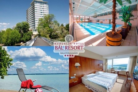 Balatonalmádi, Hunguest Hotel Bál Resort Autobusem