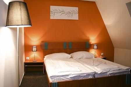 Amande Wine Wellness Hotel - dovolená