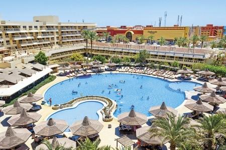 Hotel Sindbad Club - letní dovolená