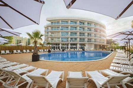 Hotel Calypso, Bulharsko, Slunečné Pobřeží