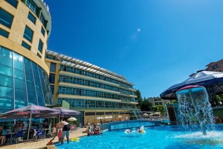 Hotel Ivana Palace, Bulharsko, Slunečné Pobřeží