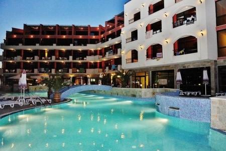 Hotel Nobel, Bulharsko, Slunečné Pobřeží
