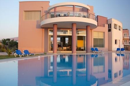 Hotel Gouves Sea & Mare - u moře
