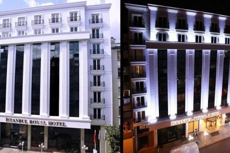 Istanbul Royal Hotel Snídaně