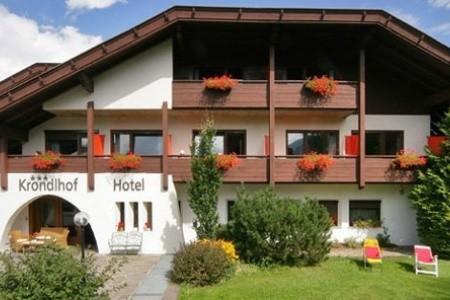 Hotel Krondlhof S Bazénem Pig- Riscone - v dubnu