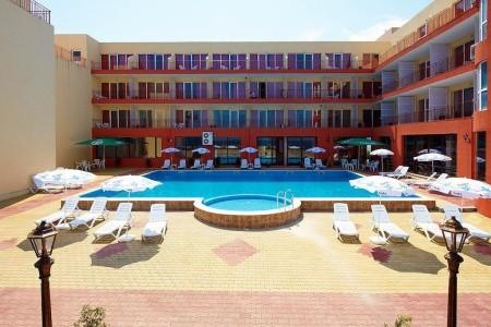 Hotel Relax, Bulharsko, Pomorie