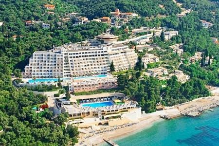 Sunshine Club Hotel, Řecko, Korfu
