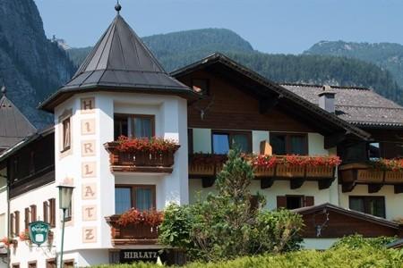 Gasthof Hirlatz - dovolená