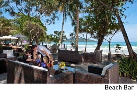 Impiana Resort Patong Phuket - letecky z prahy