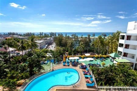 Best Western Phuket Ocean Resort - first minute