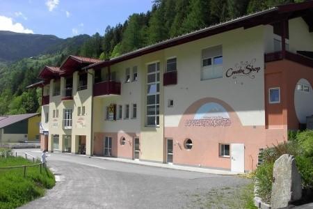 Dovolen� Appartementanlage M�lltaler Gletscher Daniel Chlevistan