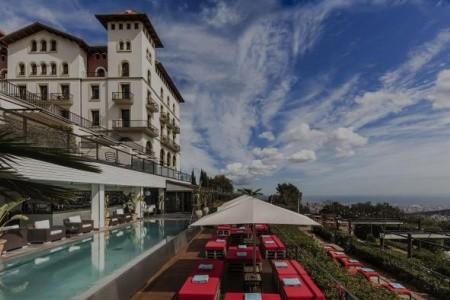 Gran Hotel La Florida - luxusní hotely