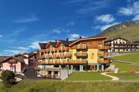 Hotel Delle Alpi - Tonale/Ponte di Legno 2021/2022 | Dovolená Tonale/Ponte di Legno 2021/2022