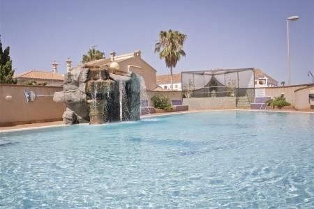 Hotel Las Gaviotas - plná penze