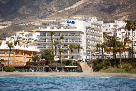 Hotel Las Arenas - v únoru