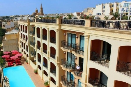 Grand Hotel Gozo Polopenze