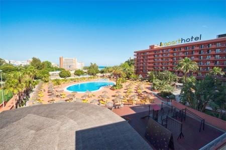 Apartamentos Fuengirola Beach - v říjnu
