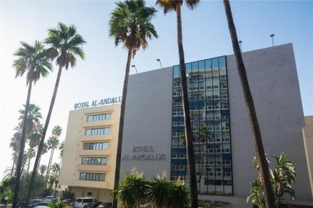 Hotel Royal Al Andalus - luxusní dovolená