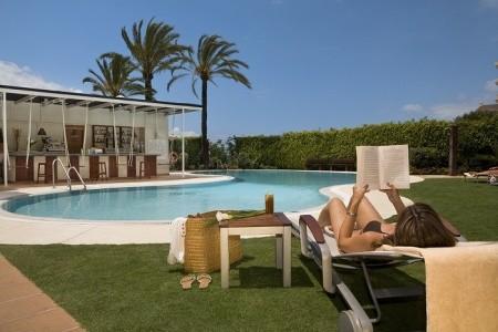 Hotel Nh Marbella - v prosinci