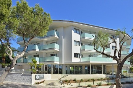 Alua Hawaii Mallorca & Suites - v září