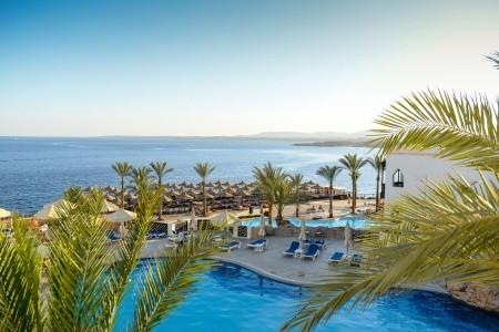 Sharm Plaza - v únoru