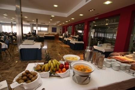 Hotel Castilla Alicante - dovolená