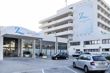 Hotel Zagreb Split - Last Minute Split - Chorvatsko