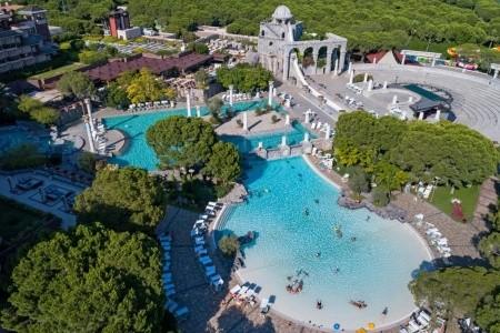 Xanadu Resort, Turecko, Belek