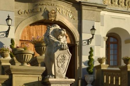 Hotel Galicia Nueva - Balíček Rodina - s dětmi