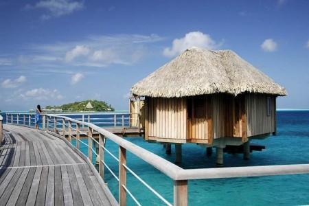 Sofitel Bora Bora Marara Beach Resort Plná penze