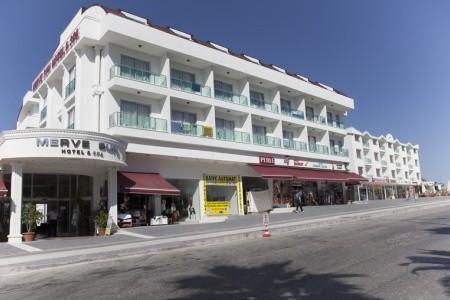 Merve Sun Hotel Und Spa, Turecko, Side