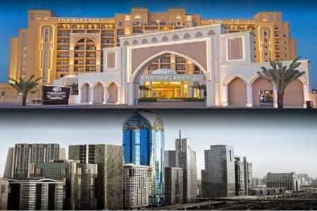 Rose Rayhaan By Rotana, Doubletree By Hilton Resort & Spa Marjan Island, Spojené arabské emiráty, Dubai