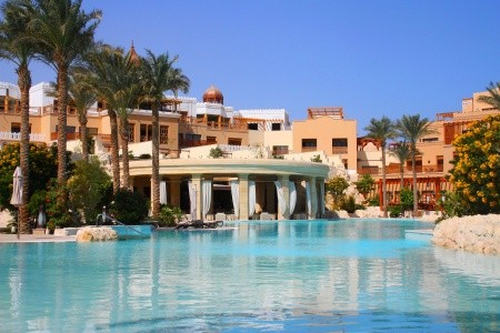 Makadi Spa Hotel - v březnu