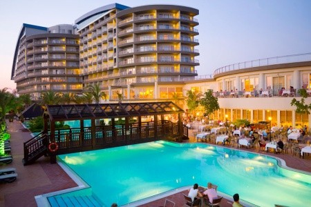 Liberty Hotels Lara - letecky all inclusive